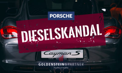 Porsche Dieselskandal