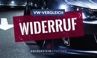 VW Vergleich Widerruf