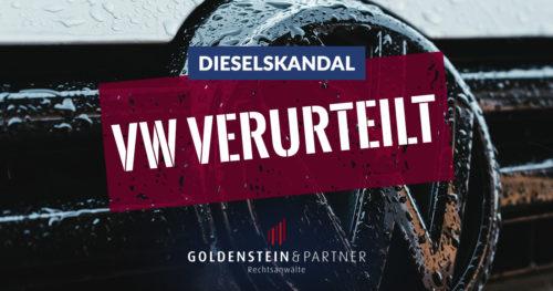 VW von OLG Dresden verurteilt